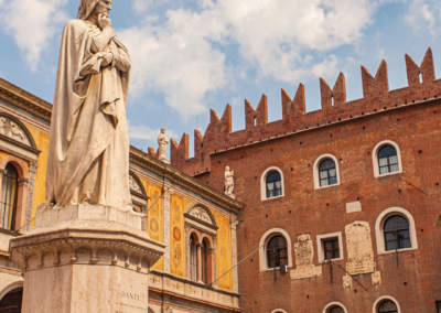 Verona: following the footsteps of Dante Alighieri