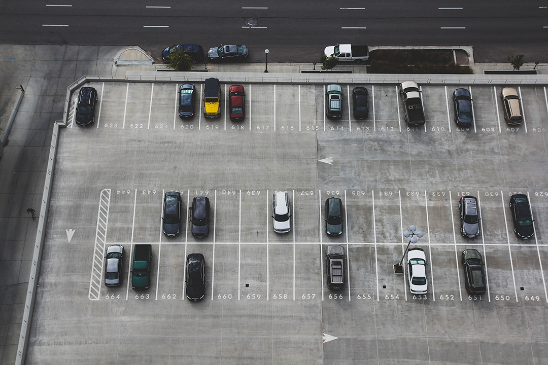 Where to find free parking in Verona