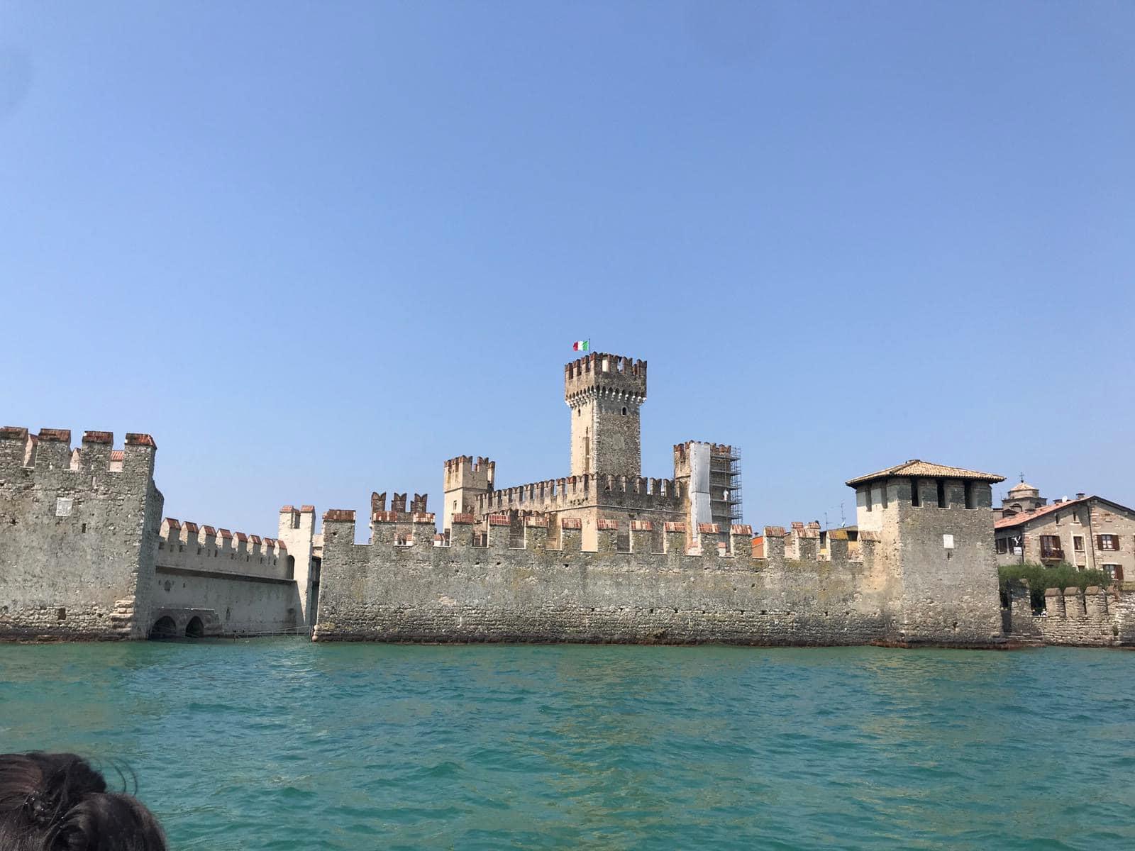 sirmione castle 2