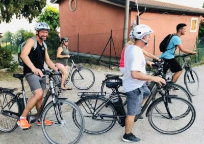 bike tour verona and custoza