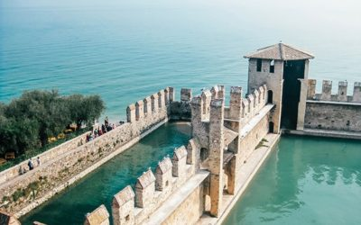 Scaliger Castle and fortifications of Lake Garda